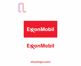 Logo Exxon Mobil Vector Format CDR, PNG