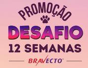 Promoção Desafio 12 semanas Bravecto 12semanas.com.br