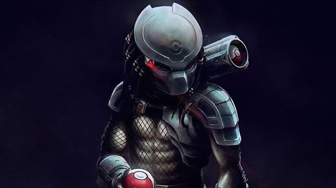 O Predador Caçador de Pokemon