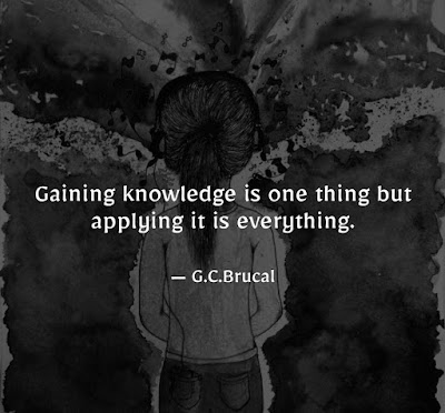 Gaining Knowledge Quotes