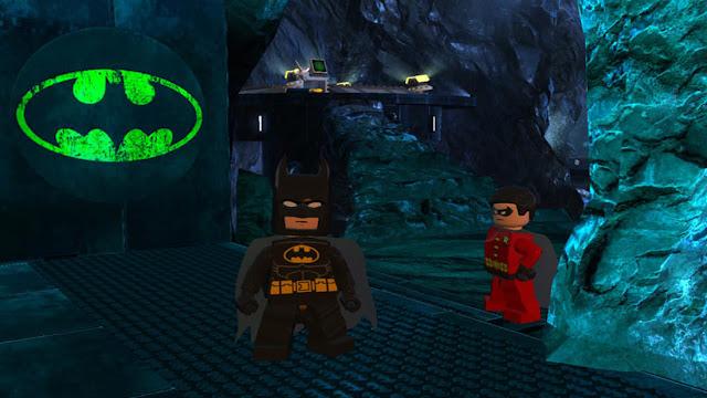 Imagem do LEGO Batman 2: DC Super Heroes