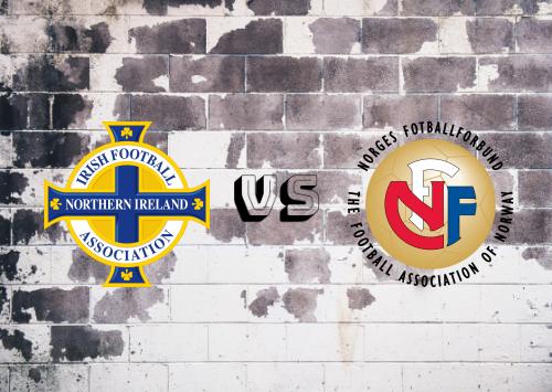Irlanda del Norte vs Noruega  Resumen