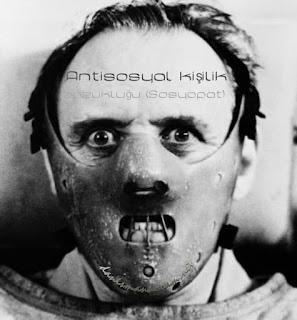 Antisosyal Kişilik Bozukluğu (Sosyopat)