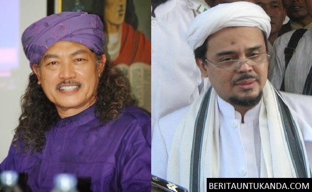 Dianggap Melenceng dari Islam, Gus Nuril Minta Pemerintah Tangkap Habib Rizieq dan Bubarkan FPI