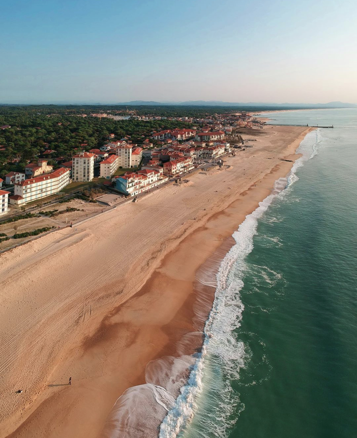Weekday Wanderlust | Places: Soorts-Hossegor, Nouvelle-Aquitaine, Southwest France
