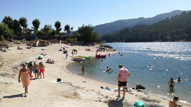 Praia da Barragem - Gerês
