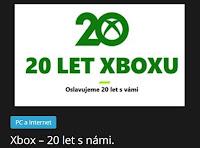 Xbox – 20 let s námi. - AzaNoviny