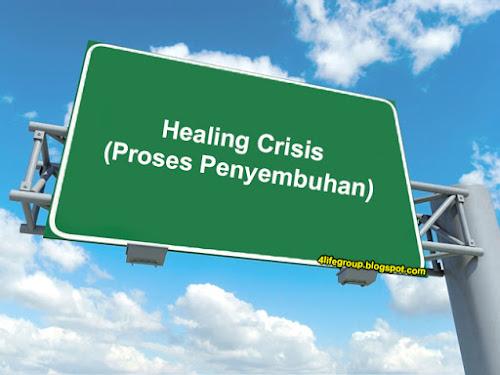 foto Proses Penyembuhan / Healing Crisis