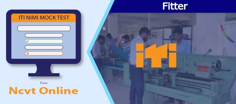 ITI Fitter Online Mock Test