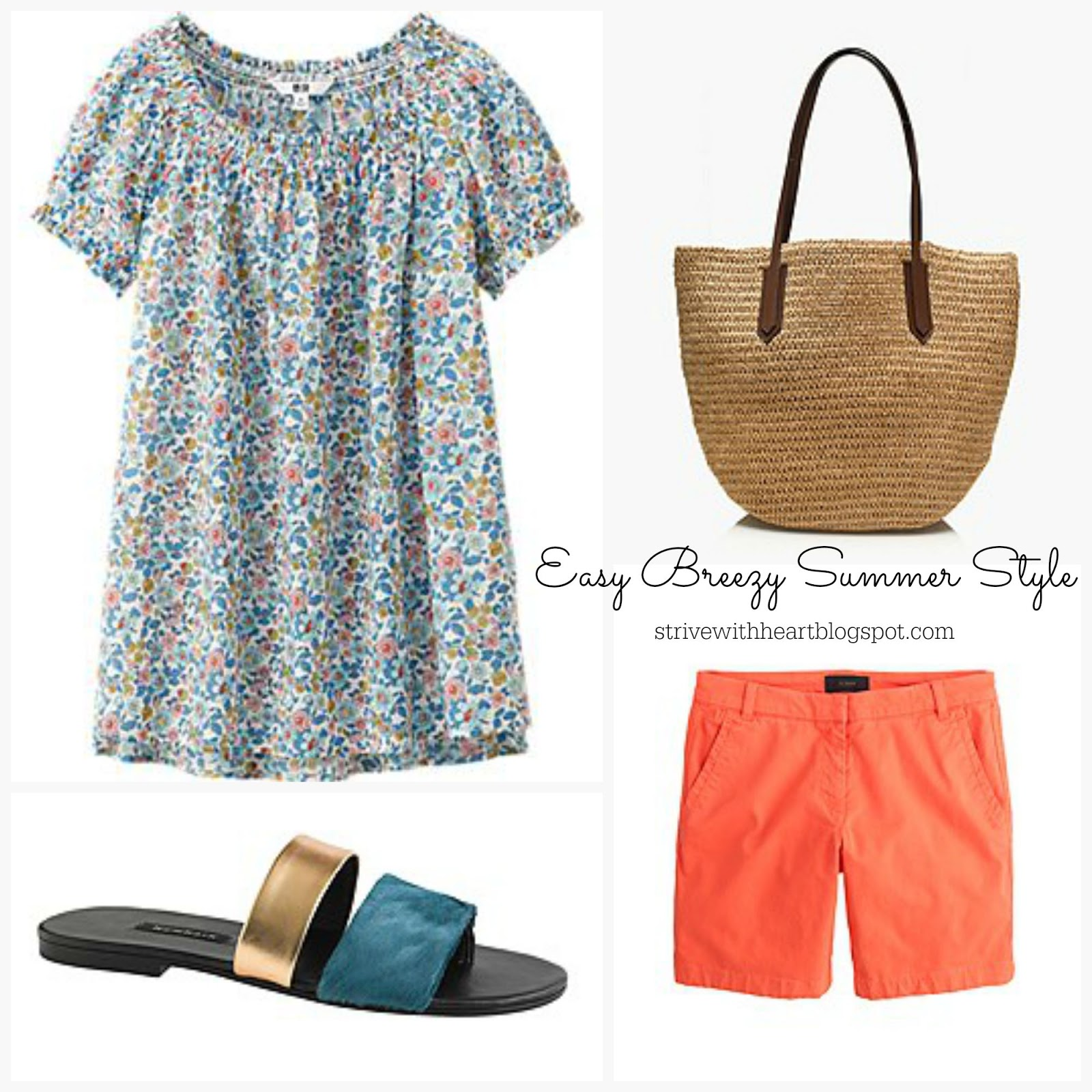Easy Breezy Summer Style