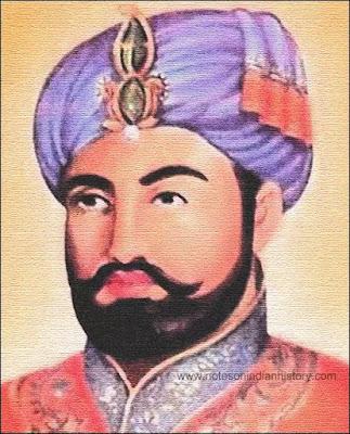 Ibrahim-Lodi-last-sultan-of-delhi