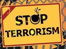 Ilustrasi Stop Terorisme