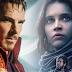 """Oscar 2017: Lista de indicados tem Rogue One, Esquadrão Suicida e Doutor Estranho, e """"ignora"""" Deadpool!"""