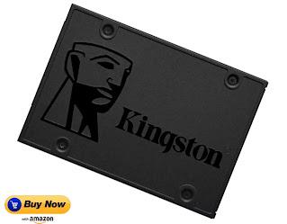 Kingston SSDnow A400 internal ssd: Best Internal SSD in India