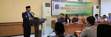 Wali Kota Tarakan Menghadiri Sekaligus Membuka Acara Seleksi Penerimaan Direksi Perumda BUMD