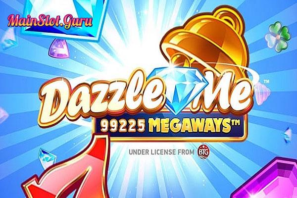 Main Gratis Slot Dazzle Me Megaways NetEnt