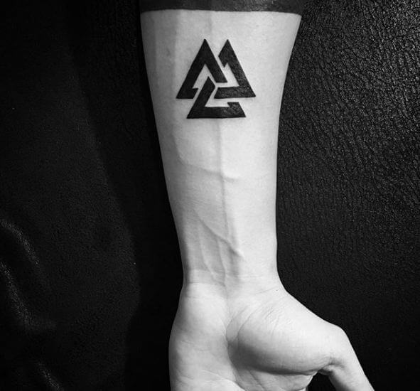 50 Simple Tattoos Designs For Men With Meaning 2019