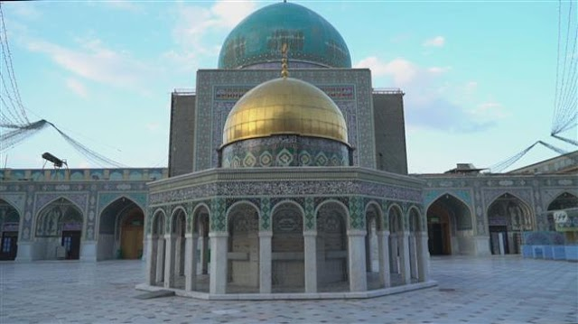 Dome of the Rock model displayed in Iran ahead of International Quds Day