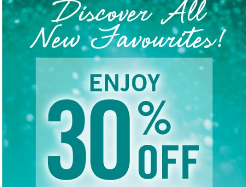 Bath & Body Works Free 3 Wick Candle + 30% Off Coupon