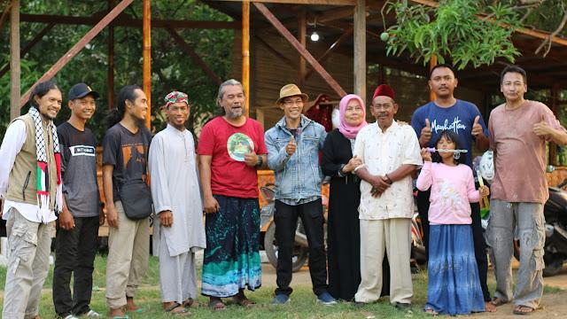 Halal Bihalal Jaringan Kampung Bekasi (JKB) Gagas  Dewan Kebudayaan Bekasi