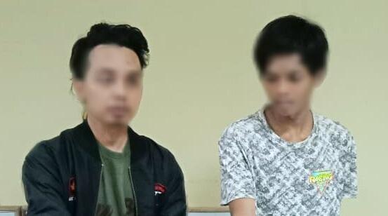 Polisi tangkap 2 pengedar narkoba di Lombok Utara