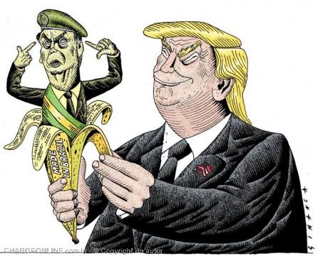 JOSÉ PEDRIALI: Inspirado por Trump, Bolsonaro ensaia golpe eleitoral