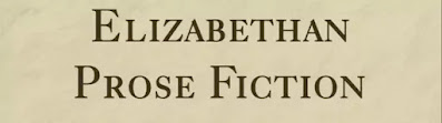 Elizabethan prose fiction were the translations of the old Greek and Latin romances rediscovered at the Renaissance