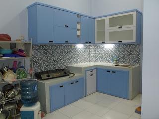 Harga Kitchen Set Permeter Di Semarang Jawa Tengah + Furnture Semarang