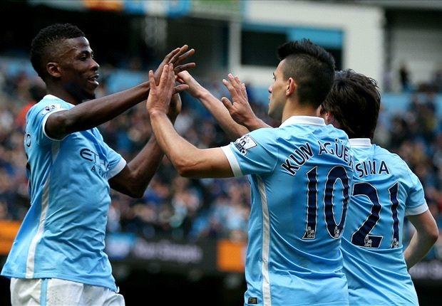 Kelechi Iheanacho Set To Make Manchester Derby History