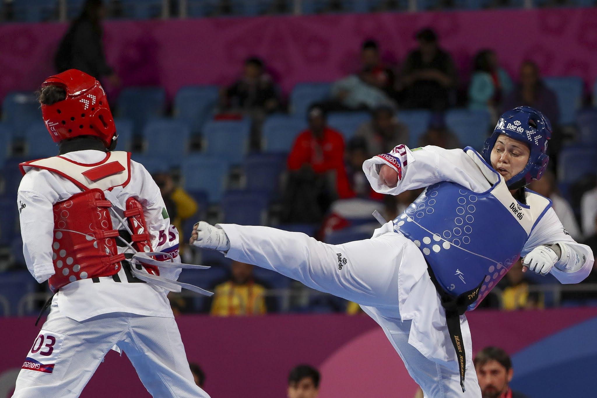 Classes do parataekwondo