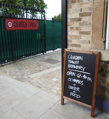 Camden Town Brewery in London