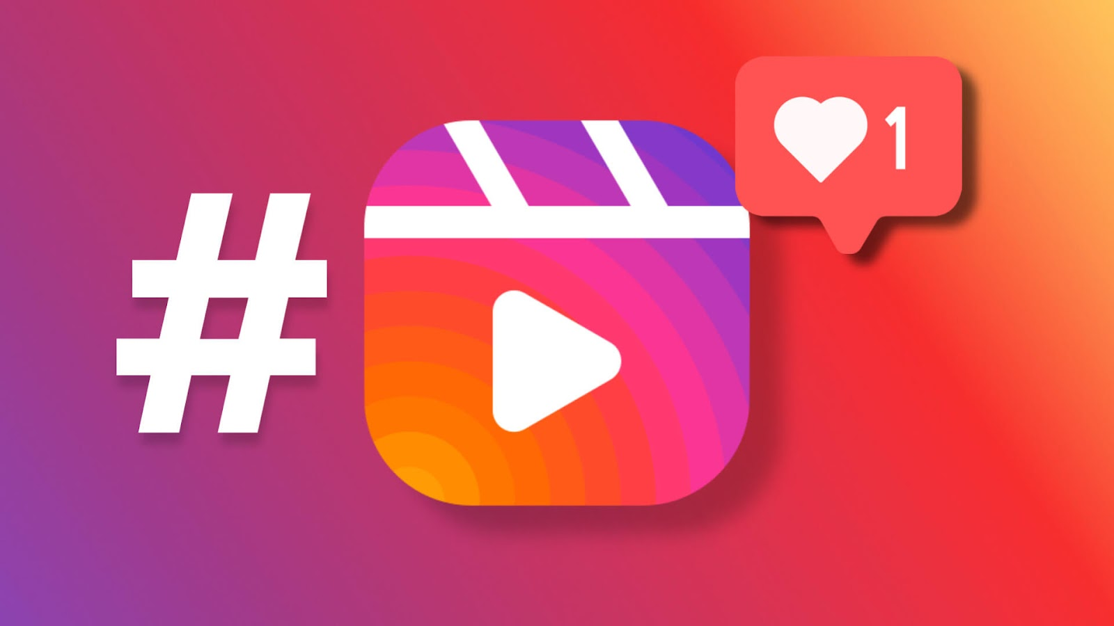 Best hashtags to get likes on Instagram reels