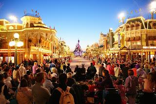 Disneyland París, que ver en paris para niños