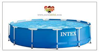 افضل مسبح اطفال كبير للبيع من intex
