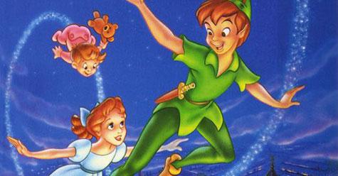 Libro versus Película. Peter Pan 1953 - Cine de Escritor