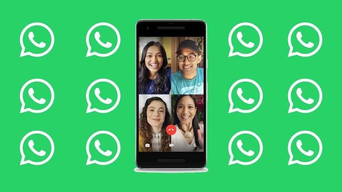 WhatsApp se renueva y permitirá realizar videollamadas con más de 4 personas