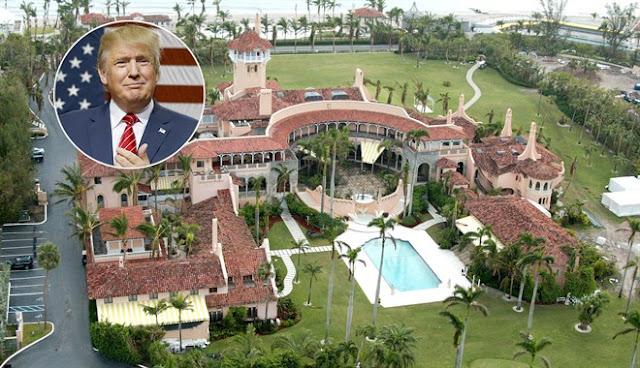 USA: Donald Trump non trova pace, cacciato da casa sua?
