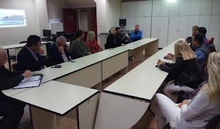 Με τους Πολιτιστικούς Συλλόγους συναντήθηκε ο αντιδήμαρχος Βασίλης Βλέτσας