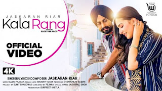 Kala Rang Lyrics Jaskaran Riar