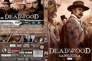 DEADWOOD: LA PELÍCULA : DEADWOOD: THE MOVIE – 2019 [COVER DVD + BLU RAY]