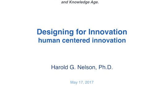 Designing for Innovation