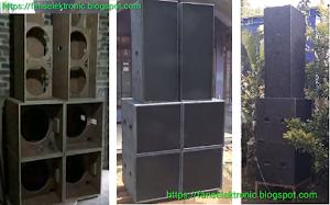 box speaker 18 plannar bass mantap dan jauh