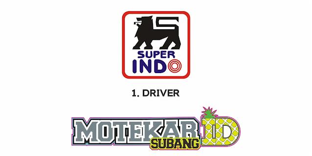 Lowongan Kerja DC Super Indo Februari 2021 - Motekar Subang