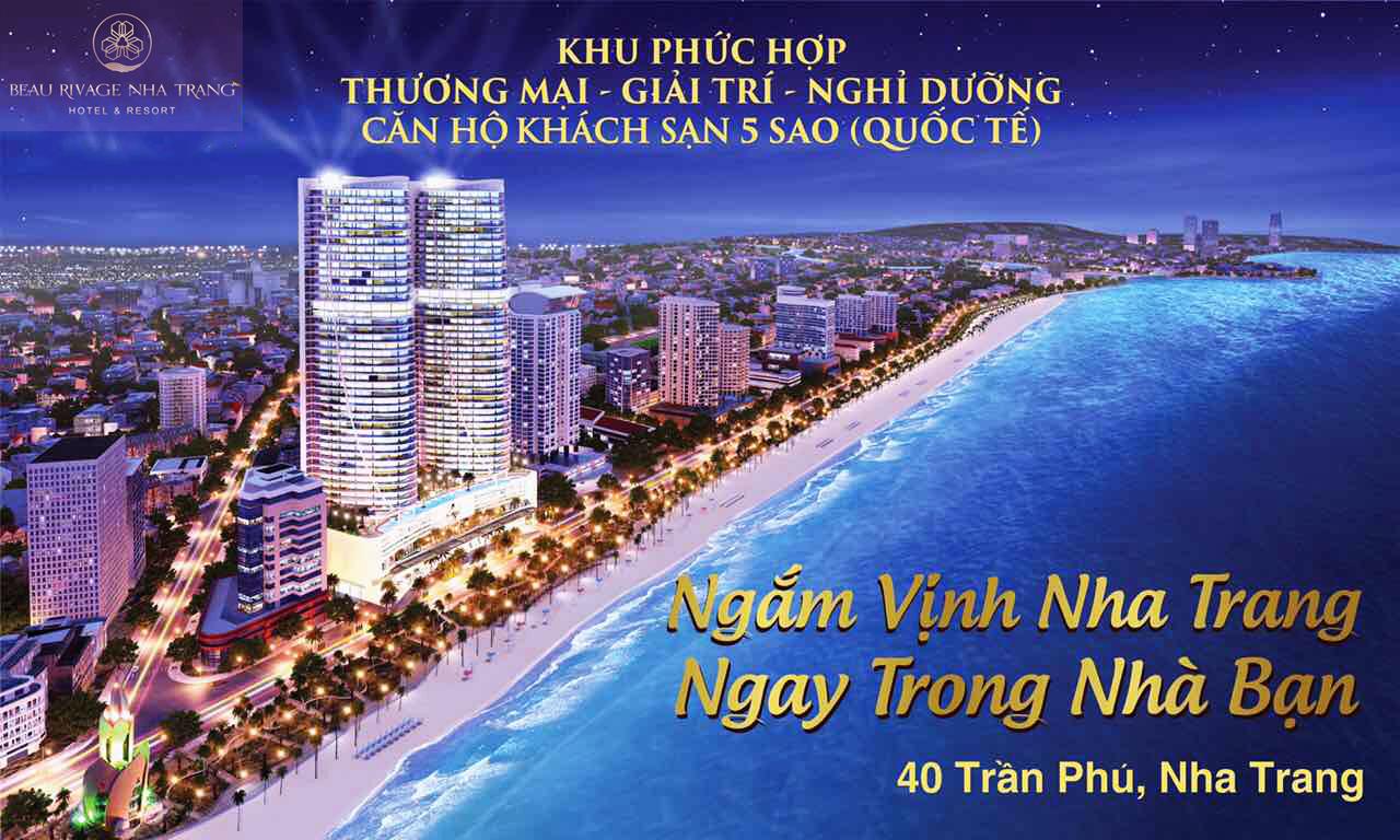 Vị trí vàng của Beau Rivage Trần Phú