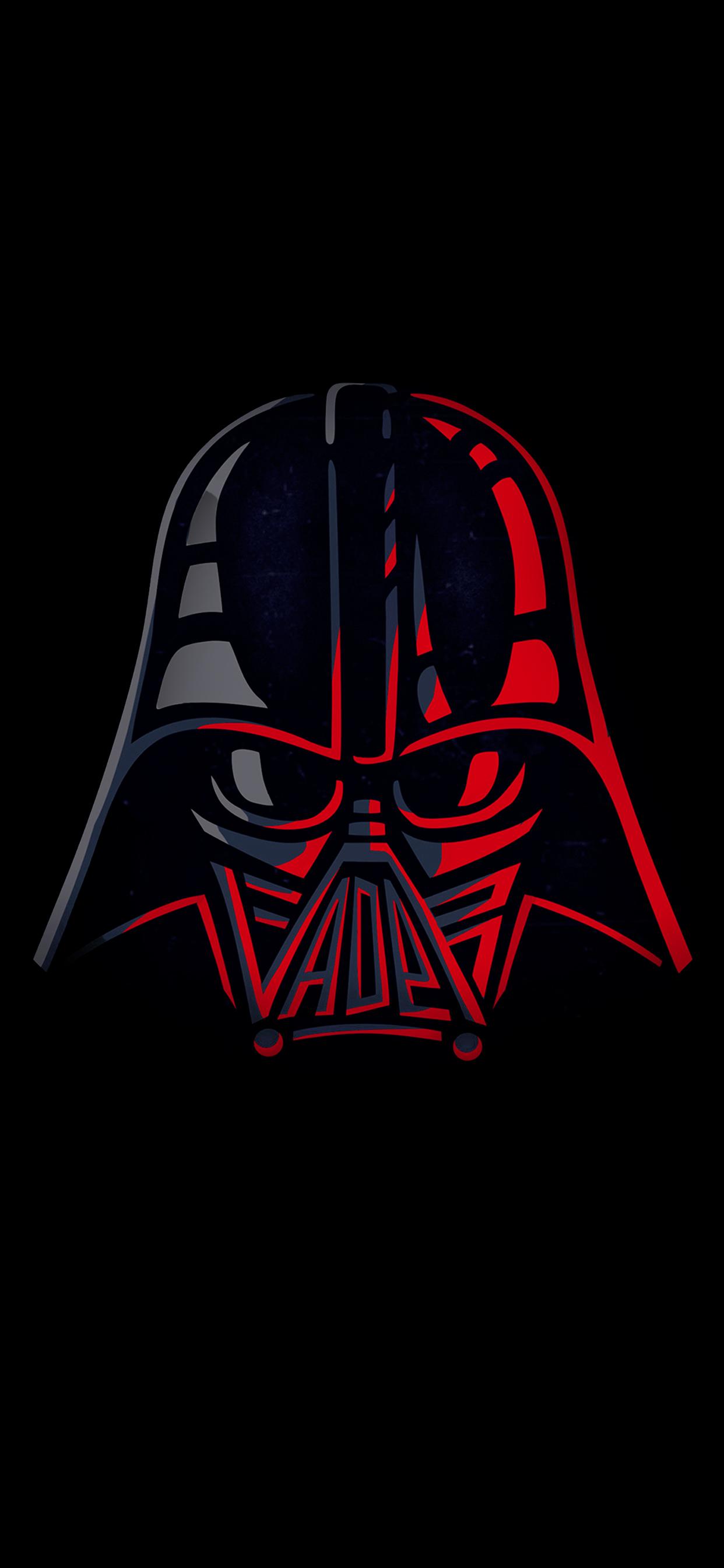Darth Vader Oled Wallpaper Iphone Heroscreen Cool Wallpapers