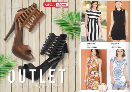 outlet megashoes primavera verano 2017