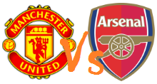 Tebak Skor Manchester United vs Arsenal