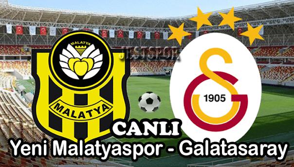 Yeni Malatyaspor - Galatasaray Jestspor izle