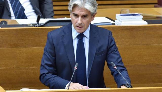 """El PP critica que Puig """"hace trampas"""" con los fondos europeos: """"Se arroga proyectos que no presenta el Consell"""""""