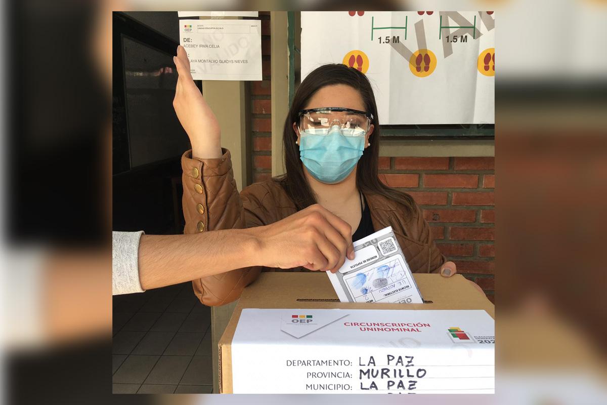 Bolivia vuelve a las urnas luego de un año del llamado fraude electoral de octubre de 2019 / VOA